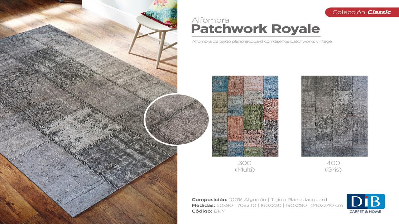 PATCHWORK ROYALE-FICHA-01